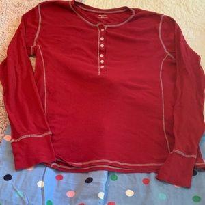 Gap pajama set